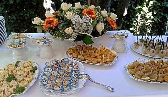 buffet sposi1